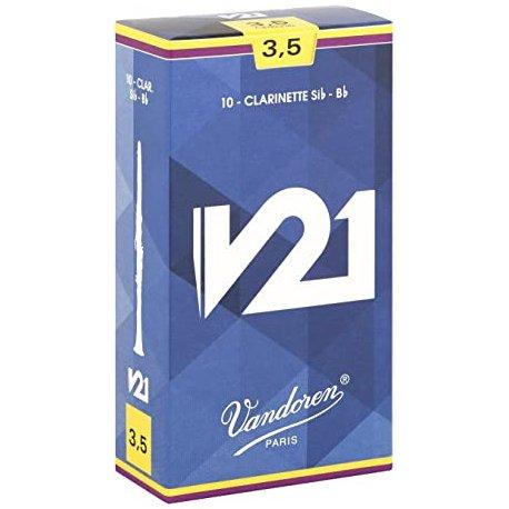 Vandoren V21 Bb Clarinet 3.5