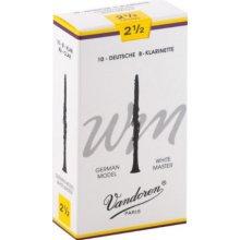 Vandoren White German Bb Clarinet 2.5