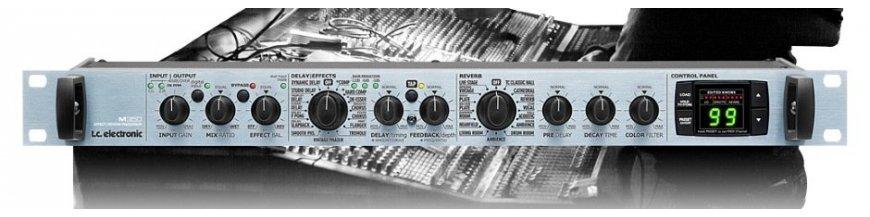 Effetti e Processori Vocali